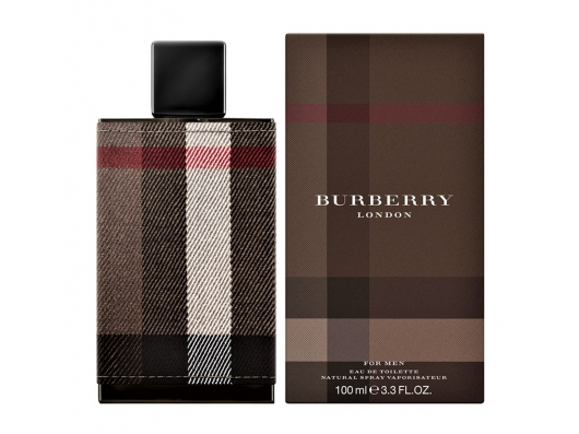 Zoom στο BURBERRY LONDON FOR MEN EDT 100ml SPR