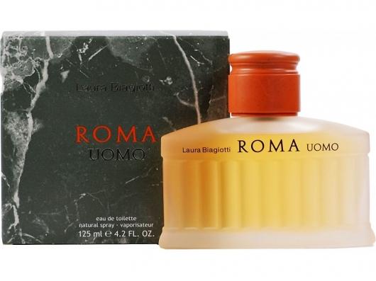 Zoom στο LAURA BIAGIOTTI ROMA UOMO EDT 125ml SPR