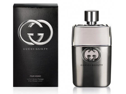 Zoom στο GUCCI GUILTY POUR HOMME AFTER SHAVE LOTION 50ml