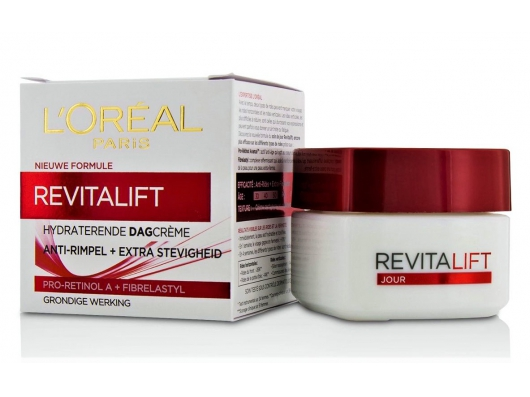 Zoom στο LOREAL REVITALIFT DAY CREAM 50 ML