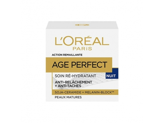 Zoom στο LOREAL AGE PERFECT NIGHT 50 ML