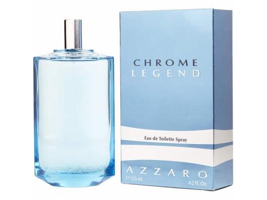 Zoom στο AZZARO CHROME LEGEND EDT 125ml SPR