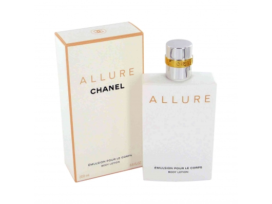 Zoom στο CHANEL ALLURE WOMAN BODY LOTION 200 ML