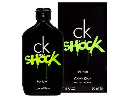Zoom στο CALVIN KLEIN (CK) ONE SHOCK FOR HIM EDT 50ml SPR