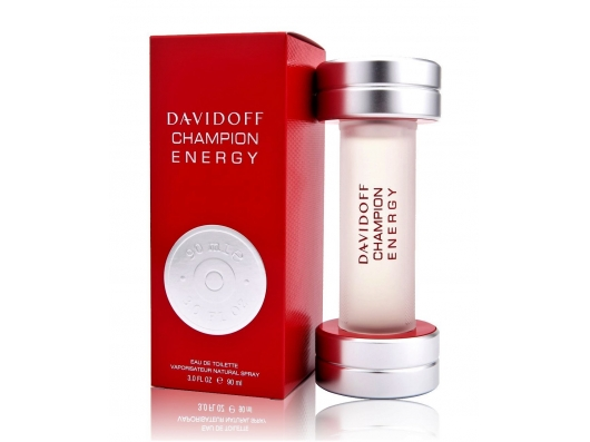 Zoom στο DAVIDOFF CHAMPION ENERGY EDT 90ml SPR