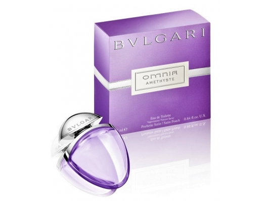 Zoom στο BVLGARI OMNIA AMETHYSTE THE JEWEL CHARMS COLLECTION edt 25ml