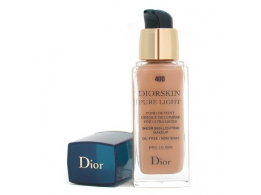 Zoom στο CHRISTIAN DIOR DIORSKIN PURE LIGHT (OIL FREE) MAKE UP SPF 15 30ML No.500