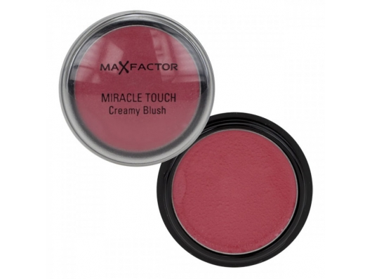 Zoom στο MAX FACTOR MIRACLE TOUCH CREAMY BLUSH (ΡΟΥΖ ΣΕ ΚΡΕΜΑ) 18 SOFT CARDINAL