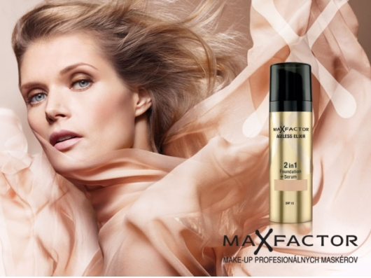 Zoom στο MAX FACTOR AGELESS ELIXIR 2 IN 1 FOUNDATION + SERUM 30ml