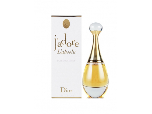 Zoom στο CHRISTIAN DIOR J ADORE L ABSOLU EDP 75ml SPR