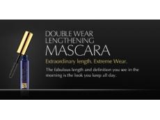 Zoom στο ESTEE LAUDER Double Wear Lengthening MASCARA No 02-BROWN.