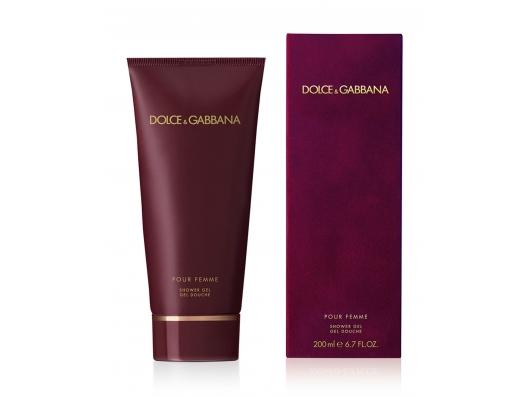 Zoom στο DOLCE & GABBANA POUR FEMME SHOWER GEL 200 ML