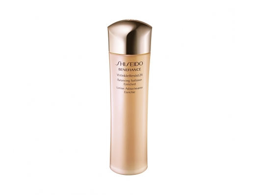 Zoom στο Shiseido Benefiance Wrinkle Resist 24 Balancing Softener Enriched 150 ml