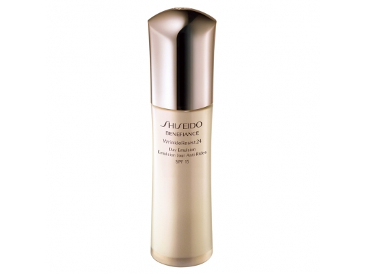 Zoom στο Shiseido Benefiance Wrinkle Resist 24 day Emulsion 75 ml
