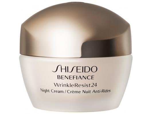 Zoom στο Shiseido Benefiance Wrinkle Resist 24 night cream 50 ml
