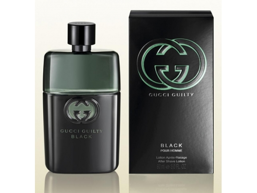 Zoom στο GUCCI GUILTY BLACK POUR HOMME AFTER SHAVE LOTION 90 ML SPR