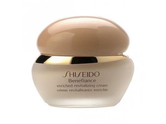 Zoom στο Shiseido Benefiance Enriched Revitalizing Cream 40 ml
