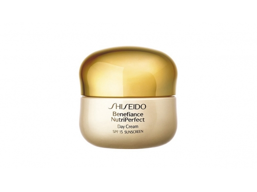 Zoom στο Shiseido Benefiance NutriPerfect Day Cream 50 ml.