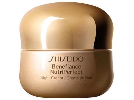 Zoom στο Shiseido Benefiance NutriPerfect Night Cream 50 ml.