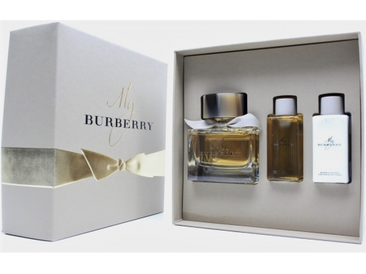 Zoom στο BURBERRY My BURBERRY EDP 90ml SPR (GIFT SET)