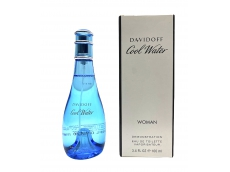 Zoom στο DAVIDOFF COOL WATER WOMAN EDT 100ml SPR (tester)