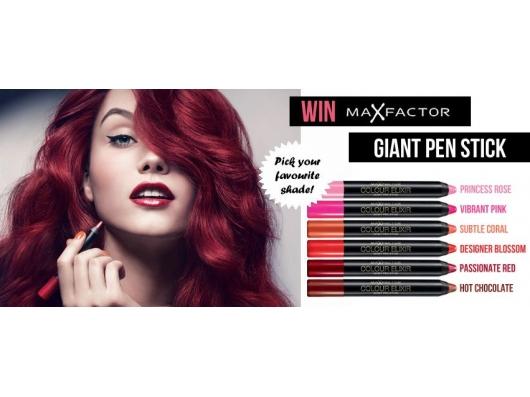 Zoom στο MAX FACTOR Colour Elixir Giant Pen Stick