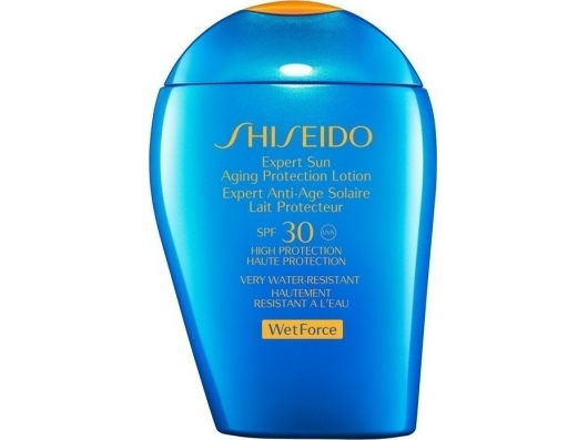 Zoom στο SHISEIDO Expert Sun Aging Protection Lotion SPF 30 100 ml.