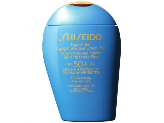 Zoom στο SHISEIDO Expert Sun Aging Protection Lotion Plus SPF 50+ 100 ml.