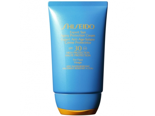 Zoom στο SHISEIDO Expert Sun Aging Protection Cream SPF 30 50 ml.