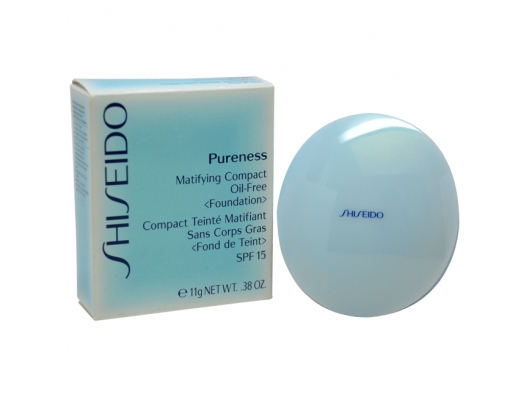 Zoom στο SHISEIDO Pureness Matifying Compact Oil Free Foundation 11gr.