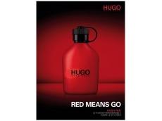 Zoom στο BOSS HUGO BOSS RED EDT 40ml SPR