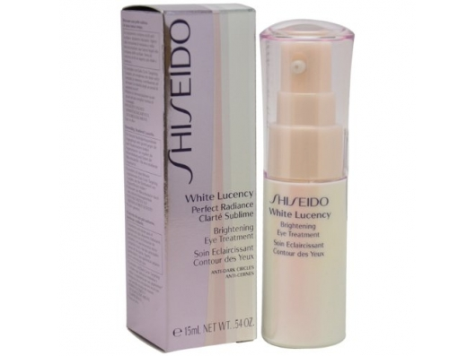 Zoom στο Shiseido White Lucency Perfect Radiance Brightening Eye Treatment 15 ml