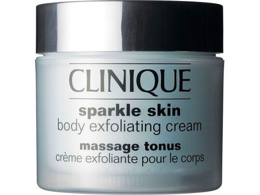 Zoom στο CLINIQUE sparkle skin body exfoliating cream 250 ml