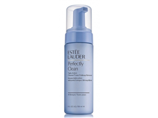 Zoom στο ESTEE LAUDER Perfectly Clean Triple Action Cleanser Toner Makeup Remover 150 ml.