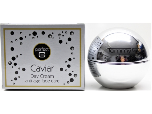 Zoom στο TOMMY G Caviar Day Cream anti-age face care 50 ml