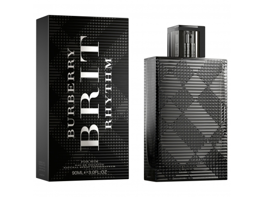 Zoom στο BURBERRY BRIT RHYTHM FOR HIM EDT 90ml SPR